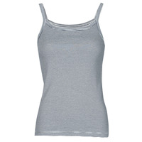 Clothing Women Tops / Sleeveless T-shirts Petit Bateau DAYWEAR Blue / White