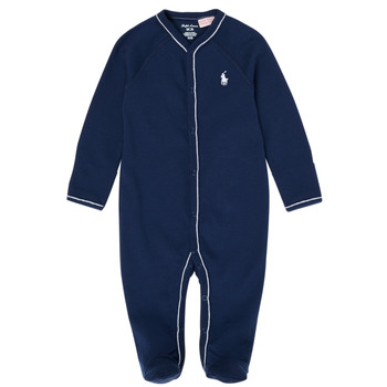 Clothing Girl Sleepsuits Polo Ralph Lauren LOLLA Marine
