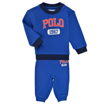 Clothing Boy Sets & Outfits Polo Ralph Lauren NOELLE Blue