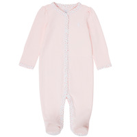 Clothing Girl Sleepsuits Polo Ralph Lauren PAULA Pink