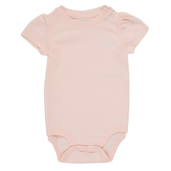 Clothing Girl Sleepsuits Polo Ralph Lauren POLINE Pink