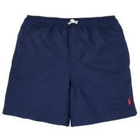 Clothing Boy Trunks / Swim shorts Polo Ralph Lauren SOLAL Marine