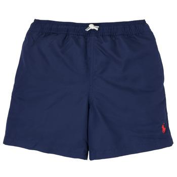 Clothing Boy Trunks / Swim shorts Polo Ralph Lauren MAILLIA Marine