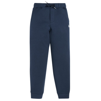 Clothing Boy Tracksuit bottoms Polo Ralph Lauren MINIZA Marine
