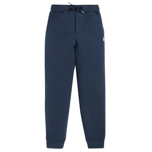Clothing Boy Tracksuit bottoms Polo Ralph Lauren MINIZA Marine