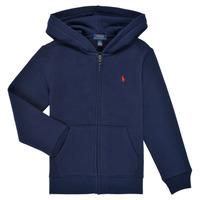 Clothing Boy Sweaters Polo Ralph Lauren SIDOINE Marine