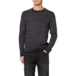 Clothing Men Jumpers Jack & Jones Jcoash 12155742 Black