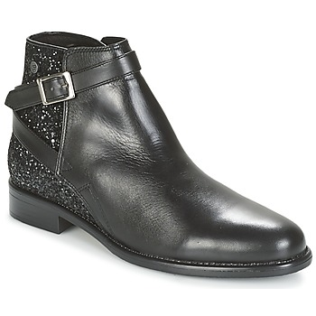Shoes Women Mid boots Betty London NORMANDIA Black