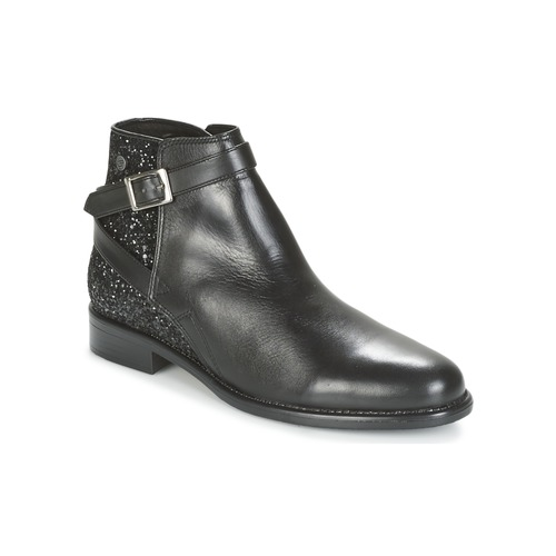 Shoes Women Mid boots Betty London NORMANDIA Black