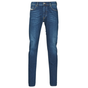 Clothing Men Slim jeans Diesel D-LUSTER Blue / Dark