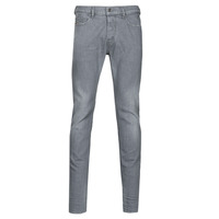 Clothing Men Slim jeans Diesel D-LUSTER Grey