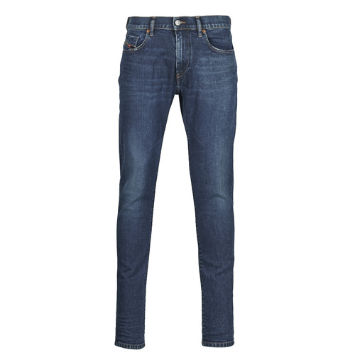 Clothing Men Slim jeans Diesel D-STRUKT Blue / Dark
