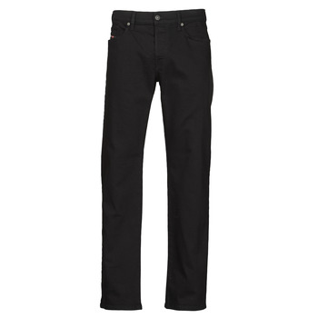 Clothing Men Straight jeans Diesel D-MITHRY Black