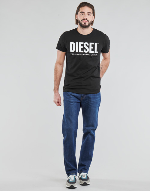 Clothing Men Straight jeans Diesel D-MITHRY Blue / Dark
