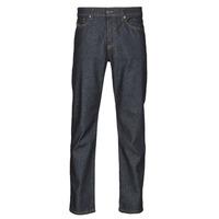 Clothing Men Straight jeans Diesel D-FINNING Blue / Raw