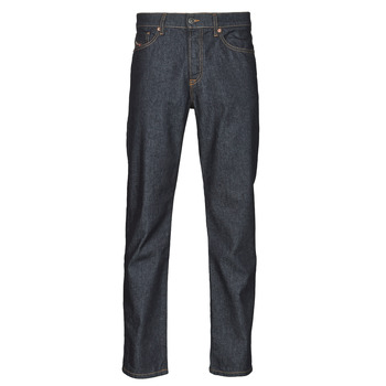 Clothing Men Straight jeans Diesel D-FINNING Blue / Raw