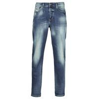 Clothing Men Straight jeans Diesel D-FINNING Blue / Medium