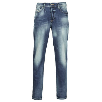 Clothing Men Straight jeans Diesel D-FINNING Blue / Medium