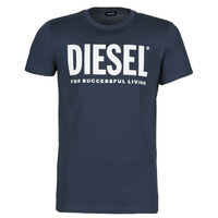 Clothing Men Short-sleeved t-shirts Diesel 00SXED-0AAXJ-81E Marine