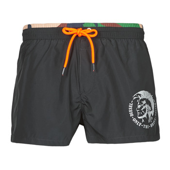 Clothing Men Trunks / Swim shorts Diesel 00SV9T-0BCAY-900 Black