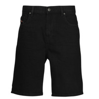 Clothing Men Shorts / Bermudas Diesel A02648-0HBAG-02 Black