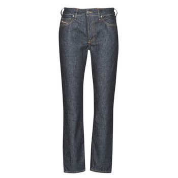 Clothing Women Straight jeans Diesel D-JOY Blue / Raw