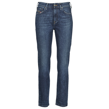 Clothing Women Straight jeans Diesel D-JOY Blue / Medium