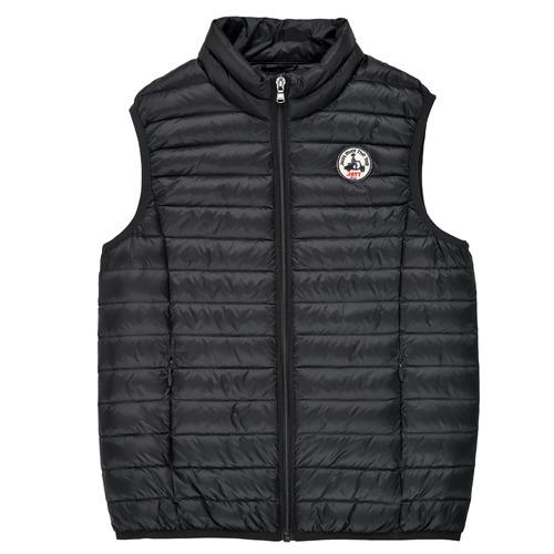 Clothing Children Duffel coats JOTT ZOE Black