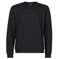 Clothing Men Sweaters Emporio Armani 3K1MD4-1JTNZ Black