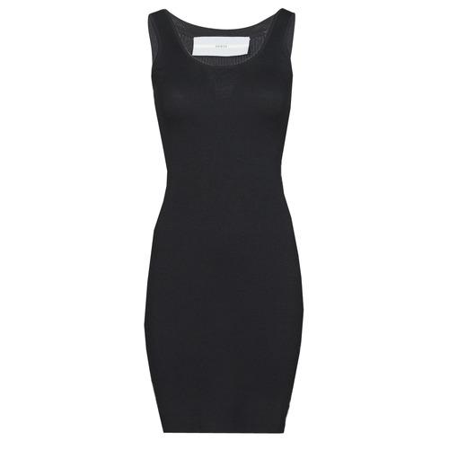 Clothing Women Short Dresses Guess  Black