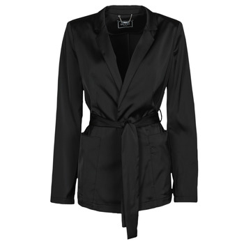 Clothing Women Jackets / Blazers Guess DIMITRA BLAZER Black
