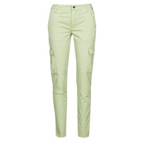 Clothing Women Cargo trousers Guess SEXY CARGO PANT Green
