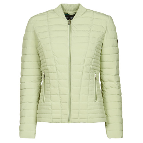 Clothing Women Duffel coats Guess VERA JACKET Green
