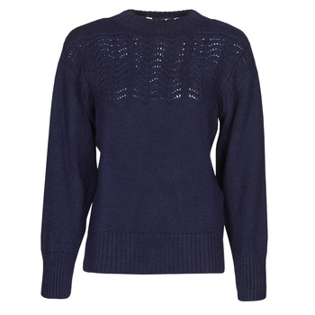 Clothing Women Jumpers Naf Naf MLITY Marine