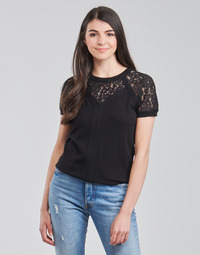 Clothing Women Tops / Blouses Naf Naf MCAL Black