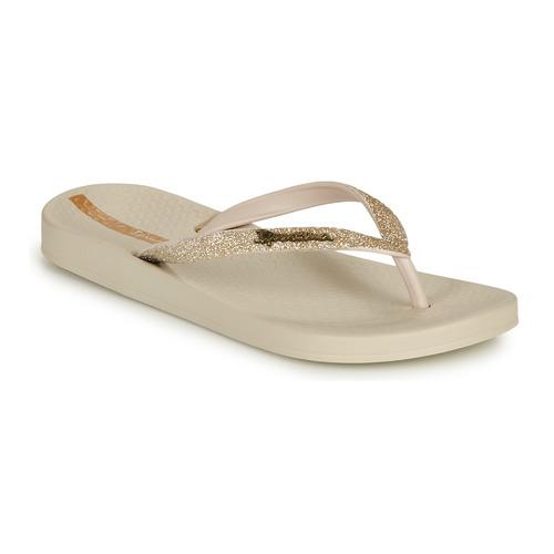Shoes Women Flip flops Ipanema IPANEMA ANAT LOLITA FEM Beige