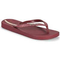 Shoes Women Flip flops Ipanema IPANEMA ANAT LOLITA FEM Red