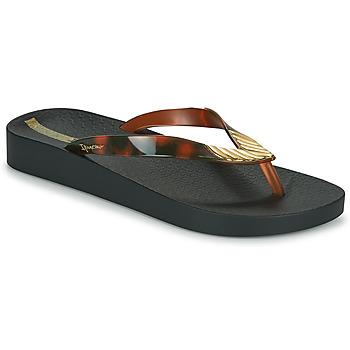 Shoes Women Flip flops Ipanema IPANEMA ELEGANCE FEM Black / Gold