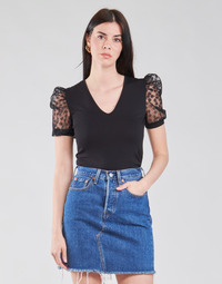 Clothing Women Tops / Blouses Morgan DIBOS Black