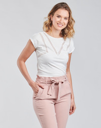 Clothing Women Tops / Blouses Morgan DIRK White