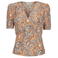 Clothing Women Tops / Blouses Morgan OKISS Multicolour