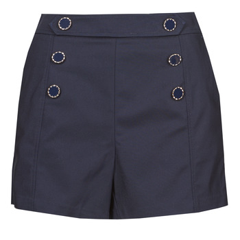 Clothing Women Shorts / Bermudas Morgan SHORA Marine