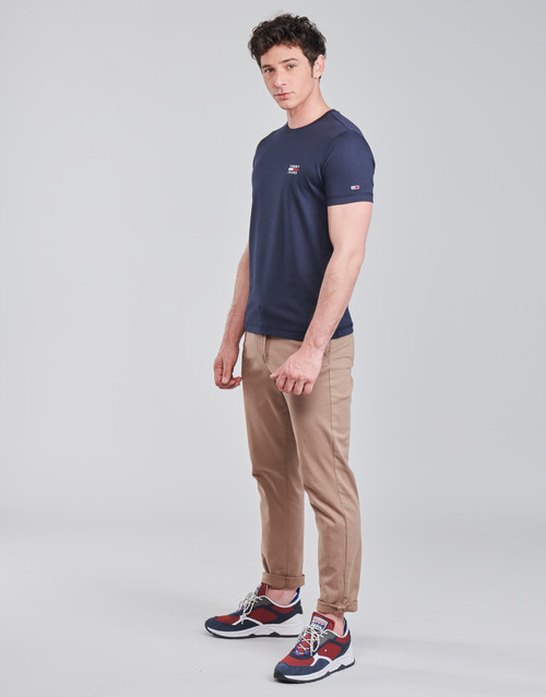 Tommy Jeans TJM CHEST LOGO TEE