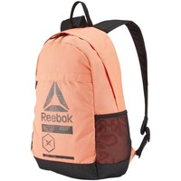 Bags Children Rucksacks Reebok Sport BP5505 Black, Orange