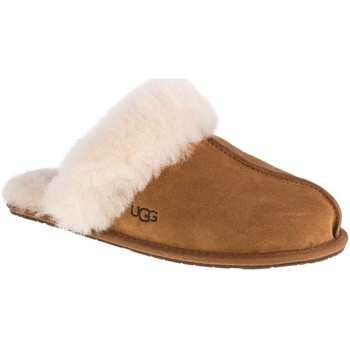 Shoes Women Slippers UGG W Scuffette II Pink, Honey