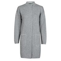 Clothing Women Coats Benetton 1132E9071-507 Grey