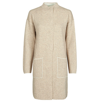 Clothing Women Coats Benetton 1132E9071-62U Beige