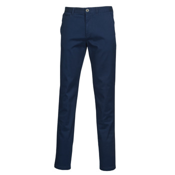 Clothing Men Chinos Benetton 4EG355ID8-016 Marine