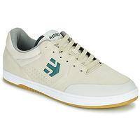 Shoes Men Low top trainers Etnies MARANA White / Green