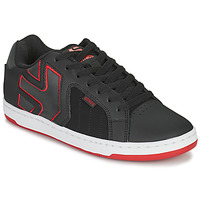 Shoes Men Low top trainers Etnies FADER 2 Black / Red